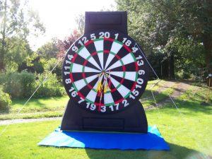 Riesen Fun Dart - der Spaß für jung und alt in Delitzsch mieten
